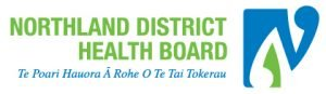 Northland District Health Board logo
