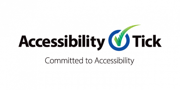 Accessibility Tick